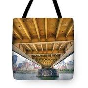 0309 Pittsburgh 4 Tote Bag by Steve Sturgill