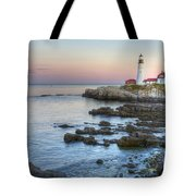 0312 Portland Head Lighthouse Tote Bag