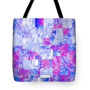 0318 Abstract Thought Tote Bag