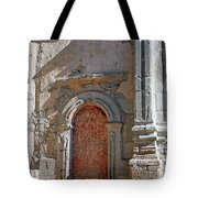 0328 Mission At San Juan Capistrano Tote Bag