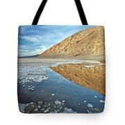 0330 Badwater Basin Tote Bag