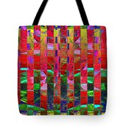 0337 Abstract Thought Tote Bag