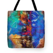 Expression With Vision Tote Bag