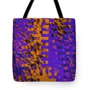 0347 Abstract Thought Tote Bag