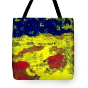 0375 Abstract Thought Tote Bag