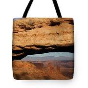 0375 Mesa Arch Tote Bag