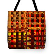 0409 Abstract Thought Tote Bag