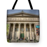 0446 Field Museum Chicago Tote Bag