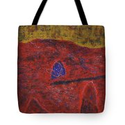 046 Abstract Thought Tote Bag