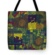 0466 Abstract Thought Tote Bag
