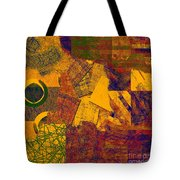 0470 Abstract Thought Tote Bag