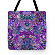 0476 Abstract Thought Tote Bag
