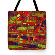 0480 Abstract Thought Tote Bag