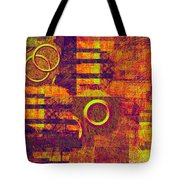 0482 Abstract Thought Tote Bag