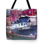 0512 Oregon Coast Tote Bag