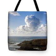 0514 Yaquina Lighthouse Tote Bag