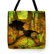 0519 Tote Bag by I J T Son Of Jesus