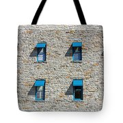 0547 Windows Tote Bag