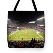 0586 Soldier Field Chicago Tote Bag by Steve Sturgill