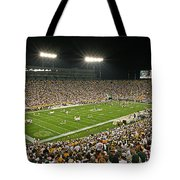 0609 Lambeau Field Tote Bag