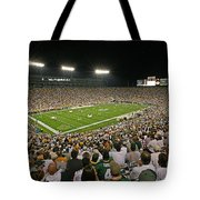 0610 Lambeau Field Tote Bag