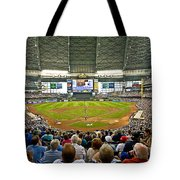 0619 Milwaukee's Miller Park Tote Bag