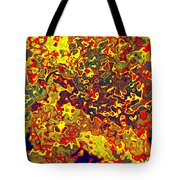 0621 Abstract Thought Tote Bag