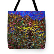 0629 Abstract Thought Tote Bag