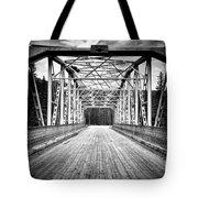 0648 Bow River Bridge Tote Bag