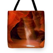 0677 Upper Antelope Canyon Tote Bag