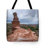 07.30.14 Palo Duro Canyon - Lighthouse Trail 47e Tote Bag