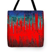 0738 Abstract Thought Tote Bag