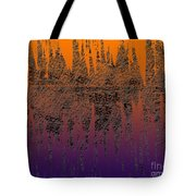 0740 Abstract Thought Tote Bag
