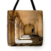 0758 Doge Palace - Venice Italy Tote Bag