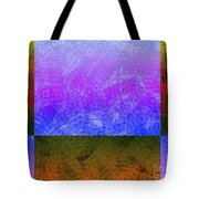 0770 Abstract Thought Tote Bag