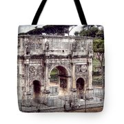 0793 Arch Of Constantine Tote Bag