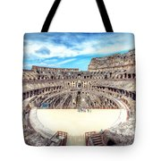 0795 Roman Colosseum Tote Bag