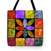 0804 Abstract Thought Tote Bag