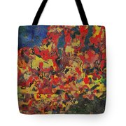 0808 Abstract Thought Tote Bag
