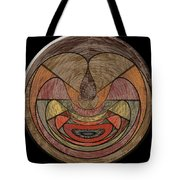 0815 Abstract Thought Tote Bag