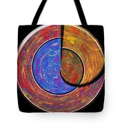 0826 Abstract Thought Tote Bag