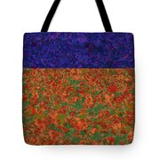 0834 Abstract Thought Tote Bag