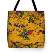0859 Abstract Thought Tote Bag