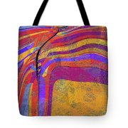 0871 Abstract Thought Tote Bag