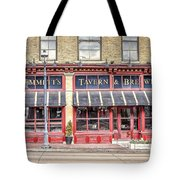 0875 Emmett's Tavern And Brewing Company Tote Bag