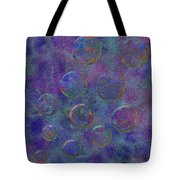 0877 Abstract Thought Tote Bag