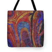 0880 Abstract Thought Tote Bag