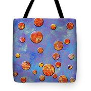 0888 Abstract Thought Tote Bag