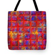 0890 Abstract Thought Tote Bag