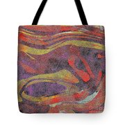 0906 Abstract Thought Tote Bag